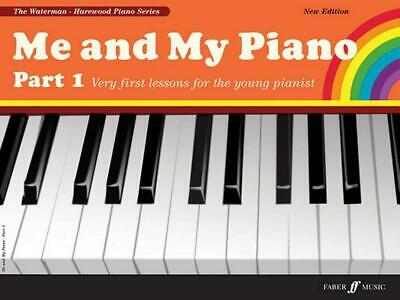 Me and My Piano Part 1 by Fanny Waterman (English) Paperback Book Free Shipping!