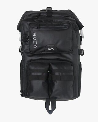 RVCA Backpack Zak Noyle Camera Bag II Black