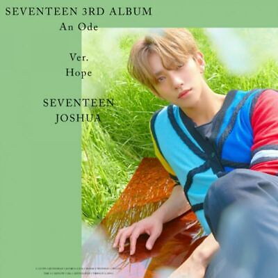 SEVENTEEN: AN ODE * CD+Full Package+Poster (PLEDIS) 3rd Mini Album K-POP