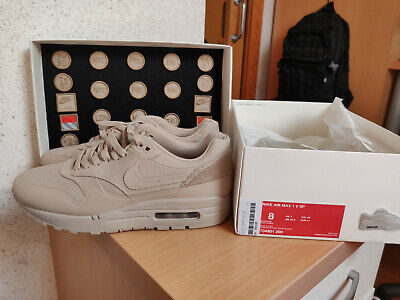 NIKE AIR MAX 1 V Sp Patch Pack Sand Us 13 Uk 12 47.5 Usa