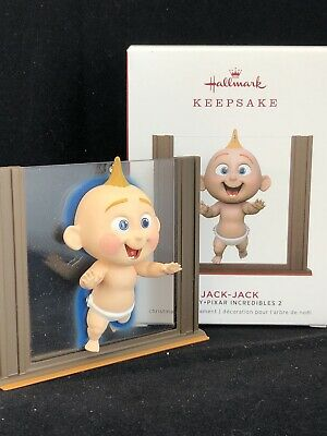 Jack Jack Disney Pixar Incredibles 2 2019 Hallmark Ornament