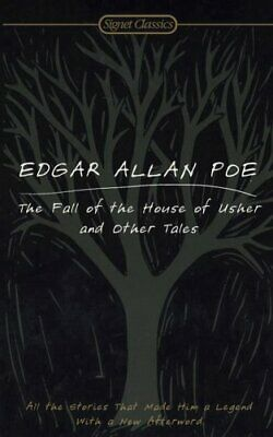 The Fall Of The House Of Usher And Other Tales by Edgar Allan Poe 9780451530318