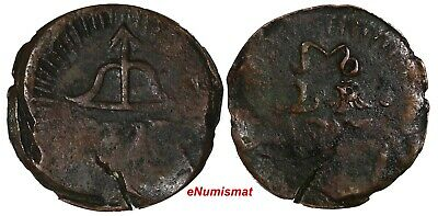 MEXICO War Of Independence OAXACA Copper 1813 2 Reales SUD KM# 226.1