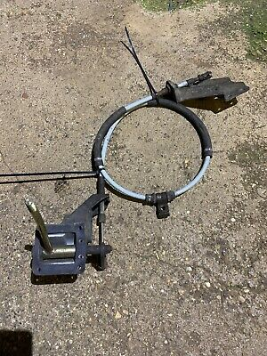 Land Rover Discovery 2 TD5 V8 Transfer Gear Lever Shift Selector Hi Lo Cable