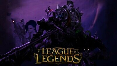 LEAGUE OF LEGENDS Account NA Champs Champions Skins LOL All