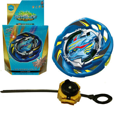 2019 Blue Color B130 Beyblade Burst B-130 Starter Air Knight With Launcher Toys