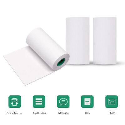 Thermal Paper Printing Receipt Photo for PeriPage A6 Pocket PAPERANG P1//P2 K6