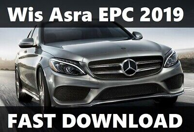 2019 Mercedes WIS ASRA & EPC Dealer Service Repair Workshop Manual for All Class