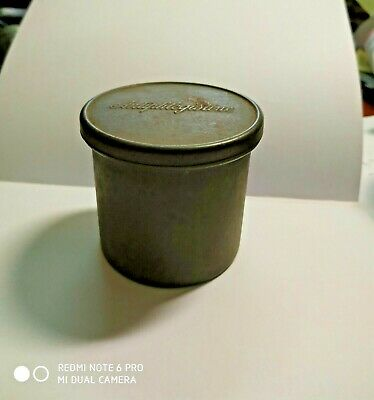 Antique tin Box from  Antiphlogistine medical  poultice  - from the 30's