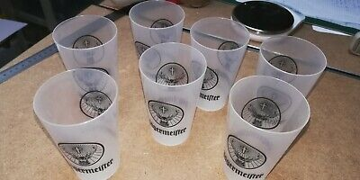 Jagermeister/7 Cups Ecocup 33 CL/New - and Collector