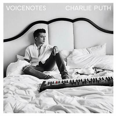 CHARLIE PUTH Voicenotes (2018) 13-track CD album NEW/SEALED