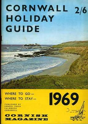 Cornwall Holiday Guide 1969, Anon