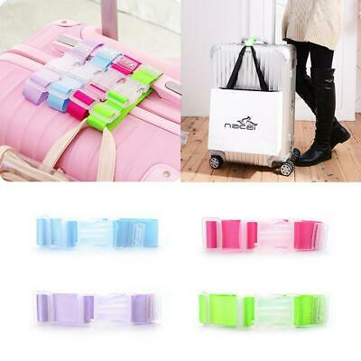 Luggage Hang Buckle Travel Suitcase Hanging Belt Anti-lost Clip Strap DA