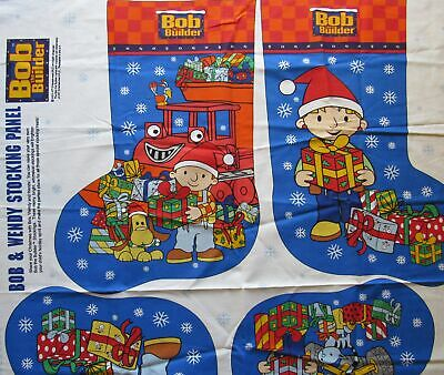 !! Bob the Builder Fabric Iron Ons Appliques style#2