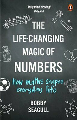 The Life-Changing Magic of Numbers by Bobby Seagull 9780753552803   Brand New