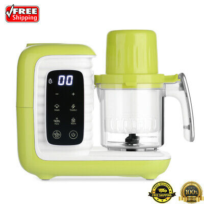 Zanmini BFP-2800E Versatile Baby Food Cooker Steamer And Blender Steriliser
