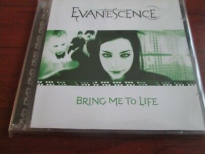 Evanescence – Bring Me To Life  [RARE DVD SINGLE] NEW AND SEALED