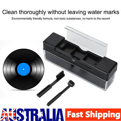 New Vinyl Record Cleaner Cleaning Brush Dust Remover for Vinyl Record Player