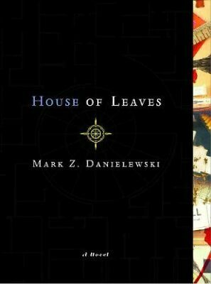 House of Leaves by Mark Z. Danielewski 9780375703768 | Brand New