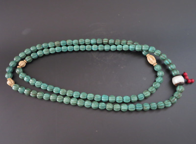 Old Chinese  jade, collectibles, Tibetan, turquoise, necklaces