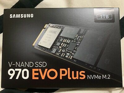 Samsung 1TB EVO 970 Plus M.2 SSD NVMe V-NAND Solid State Drive Performance .