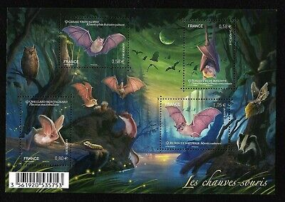 Bloc Feuillet 2003 N°64 Timbres France Neufs - Capitales Européennes Luxembourg