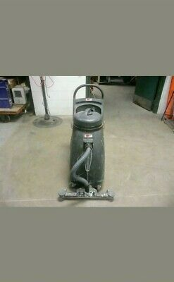 """Commercial Wet/Dry Vacuum and commercial 20"""" Burnisher walk behind - lot of 2"""