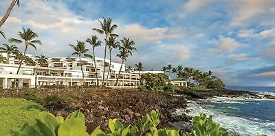 Wyndham Points 1,000,000 ANNUAL Royal Sea Cliff  Resort timeshare Hawaii Beach