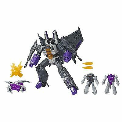 Transformers Toys Generations War for Cybertron Voyager Wfc-S27 4 Pack