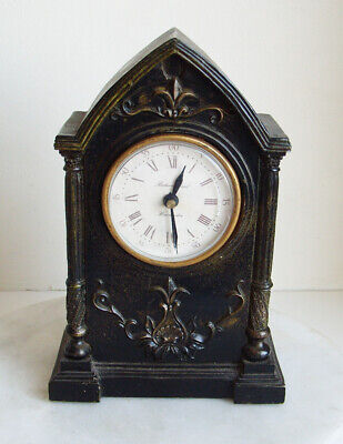 Richard Ward Winchester Reproduction Battery Operated Mantle Clock