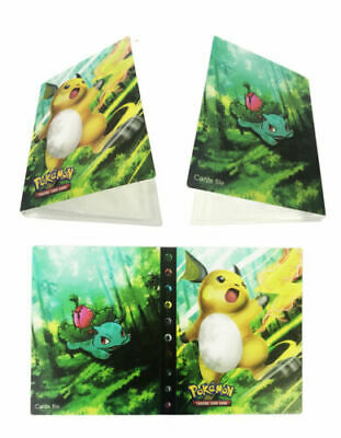 2019 Pokemon Cards Album Book List Card Collectors 240Pcs Capacity Cards Holder