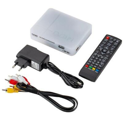 K2 Smart TV Box Ricevitore Mpeg4 H.264 / H.265 Dvb-T2 Ricevitore Digitale T S2Y5