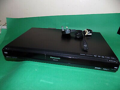 PANASONIC DMR-EX773 DVD Recorder+ 160GB HDD BLACK DVD DVB Freeview HDMI