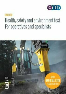 Health, safety and environment for operatives and specialists 2... 9781857515268