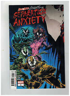 ABSOLUTE CARNAGE: SEPARATION ANXIETY  #1  1st Printing      / 2019 Marvel Comics