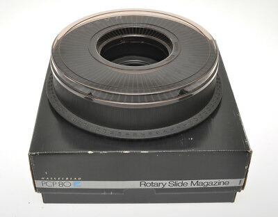 Hasselblad 70303 rotary slide magazine for PCP 80 projector, exc++++