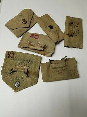 Us Gi Wwii First Aid Pouch.