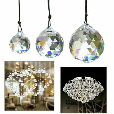 Set of 20-38mm Asfour Clear French Chandelier Crystal Prisms Wholesale CCI