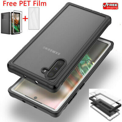 For Samsung Galaxy Note 10 + Plus Shockproof Hybrid Rugged Armor Hard Case Cover