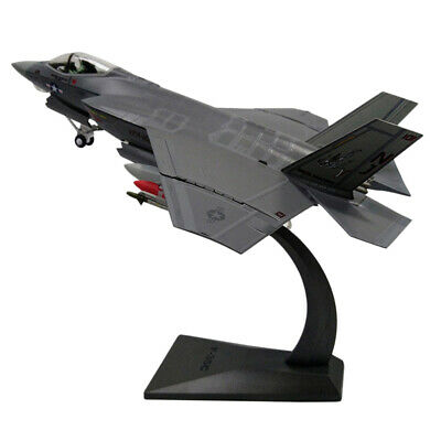 1/72 Scale F35 Lightning II Joint Strike Fighter Military Model with Stand C