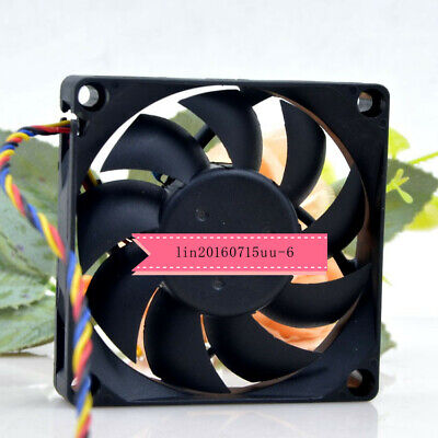 CoolerMaster FA07015E12BMC 70mm x 15mm Cooler Cooling Fan DC 12V 0.70A 4Pin B164