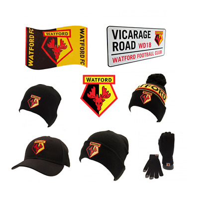 WATFORD FC - Official Football Club Merchandise (Gift, Xmas, Birthday)