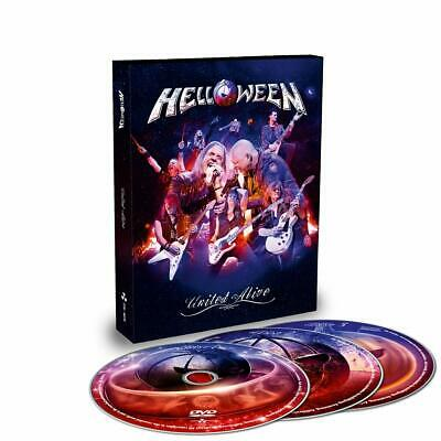 Helloween - United Alive (NEW 3 x DVD)