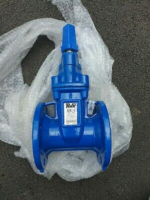 BS5163 AVK 1 Type B PN16 Resilient Seated Gate Valve ( See Details)