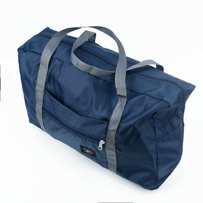 Portable Foldable Travel Luggage Storage Hand Shoulder Bag Duffle Bag Large