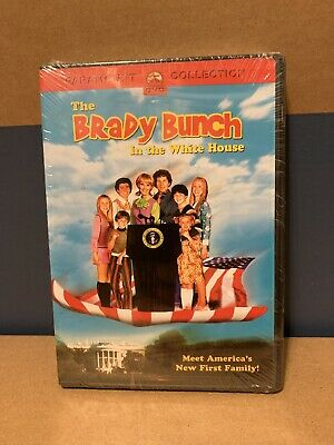 The Brady Bunch in the White House (DVD, 2004) - Free Shipping