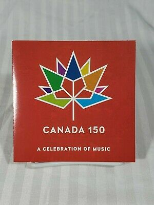 Canada 150 : A Celebration Of Music - Various Artists ( CD, 2017