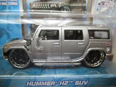 Maisto - Playerz - Lowered  Hummer H2 (H-2) Suv - 1/64 Diecast