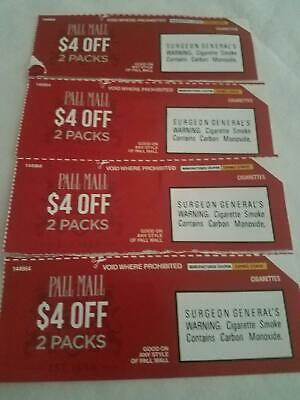 picture regarding Pall Mall Printable Coupons named PALL Shopping mall CIGARETTE Discount codes - $6.69 PicClick