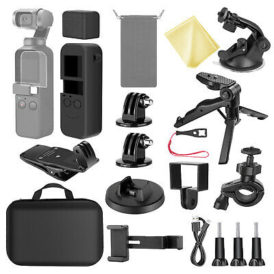 21 in 1 Expansion Accessory Kit for DJI OSMO Pocket Handheld Camera